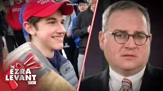 Ezra Levant: Media's smear of MAGA Catholic teenager backfires