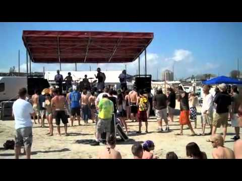 Principles- Marko with Mystic Roots Band in Galveston, Texas
