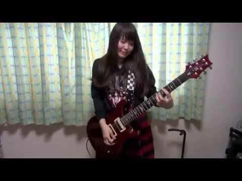 マキシマムザホルモン「絶望ビリー」ギターを弾いてみた!ゆきこ!バンドメンバー募集中!