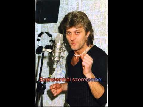 Homonyik Sándor - Szerelemből Szerelembe (lyrics)