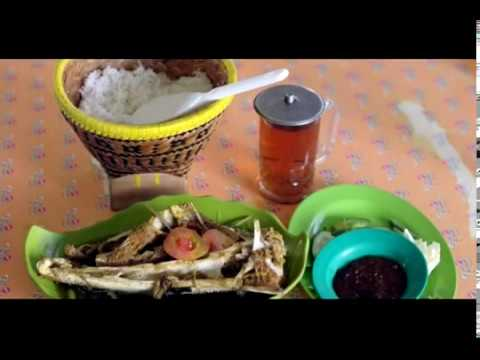 Delicious!!! Indonesian Traditional Food - Indramayu Town