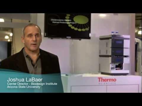 Joshua LaBaer talks about HUPO Congress