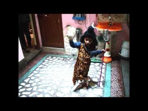 Neelkanth pe chad ke pee gya ek balti bhang (fancy Dress comptition...