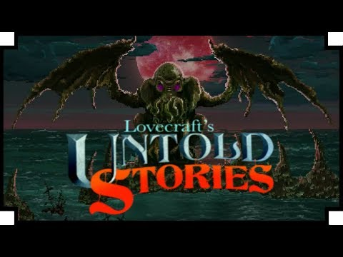 Lovecraft's Untold Stories - (Action RPG Rogue-Lite Game)