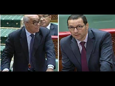نقاش بين برلماني ووزير حول الفساد في اجتياز الماسترات وبيع الكتب بجامعة عبد المالك السعدي