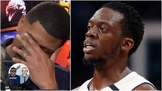 'GM Jalen' reacts to Reggie Jackson to the Clippers | Jalen & Jacoby