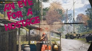 Far Cry 4 | Epic Stealth Assassination & Hostage Rescue