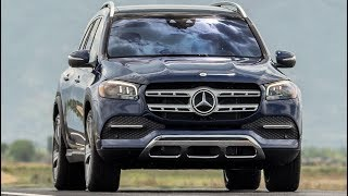 2019 Mercedes GLS 450 4MATIC - The S-Class Of SUVs