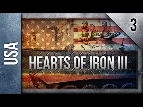 Let's Play: Hearts of Iron 3: Their Finest Hour (USA) - Ep. 3 by DiplexHeated