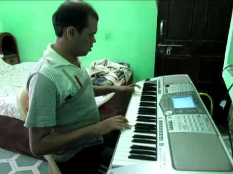 Ik aisi ladki thi on piano