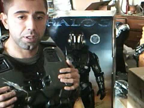 HALO 3 SUPREME EDITION MASTER CHIEF COSTUME