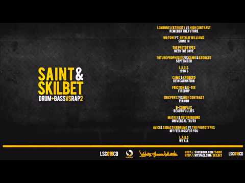 SainT & Skilbet - DrumAndBass vS Rap 2