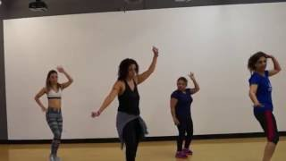 Super Girl From China - Bollywood Zumba Routine