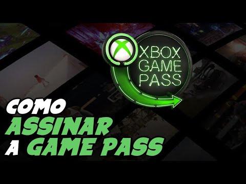 XBOX SERIES S, X e ONE: Como ASSINAR o XBOX GAME PASS - Passo a passo!