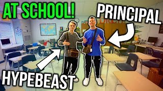 download musica Turning my High School Principal into a Hypebeast $1000+ Outfit