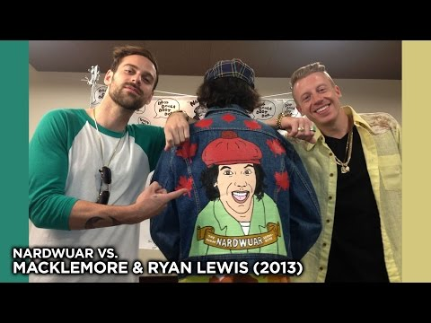 Nardwuar vs. Macklemore &amp; Ryan Lewis (2013)