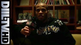 Flo Master (Footwork Fanatix, 7 Gems) Interview. (diil.tv HD) part. 01