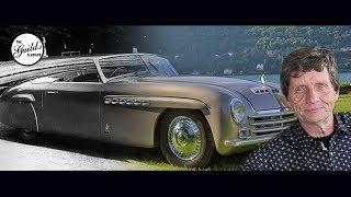 History of the 1946 Alfa Romeo 6C 2500 Speciale by Pinin Farina