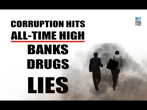 Bailouts, Taxes, & Fraud Fund Corporations Control of Government!