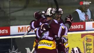 Genève-Servette HC vs Lausanne HC