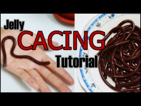 Resep Jelly Cacing A