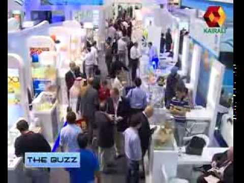 FARM FRESH Stand on Gulfood 2014 (Kairali TV)