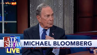 Michael Bloomberg's Presidential Campaign Only Has One Donor: Himself