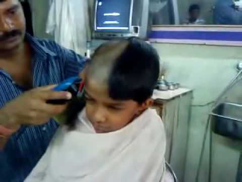 Punishment Shave Boy video