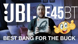 JBL E45BT Headphone | Honest Review