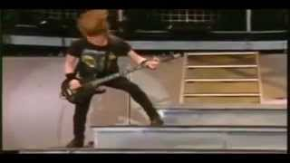 Metallica - Harvester of Sorrow - Moscow