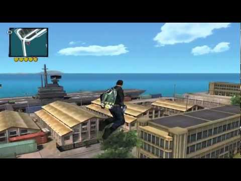Gangstar Rio - How To Get The Jetpack