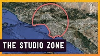 The 30 Mile Zone That Explains Why Hollywood Exists