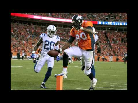 Denver Broncos— Has Julius Thomas Become the NFL's Best Tight End!