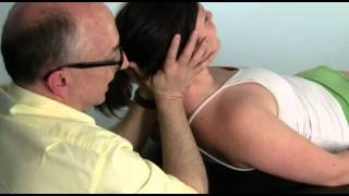 Walt Fritz Demonstrates Myofascial Release: Cervical Thoracic Lift