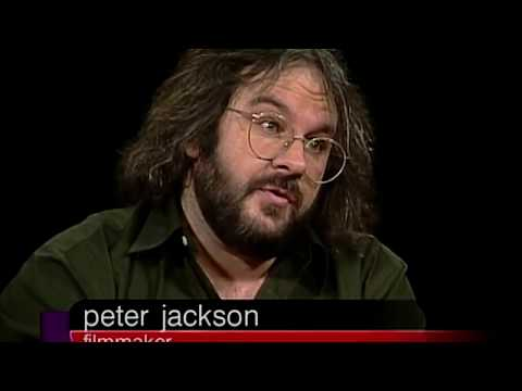 "Peter Jackson Interview On ""The Lord Of The Rings"" (2002)"