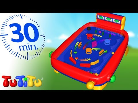 TuTiTu Specials   Pinball   Best Kids Toys   30 Minutes Special
