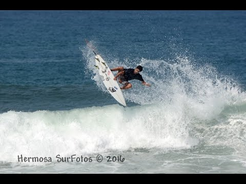 April 15 2016 Surfing Playa Hermosa Costa Rica