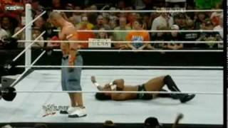 Raw Helped John Cena and John Cena Destroyed Darren Young