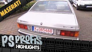 Maserati Biturbo  Ps Profis  Oldtimer Im Visier