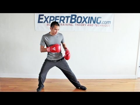 Evasive Boxing Footwork Image 1