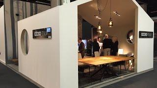 Cologne International Interiors Show 2016 | Ozzio Italia Design Furniture Fair