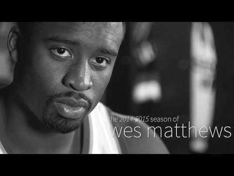 Wesley Matthews: 2014-2015 Blazers Season Highlights