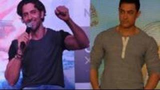 Hrithik Roshan Calls Aamir Khan A Cheater, Plans To Punish Him