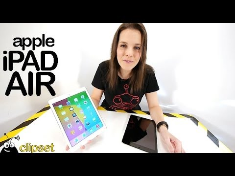 watch Apple Ipad Air  Rama video