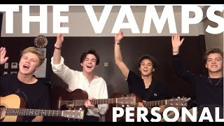 Download Lagu The Vamps - Personal (Cover by New Hope Club Ft. Brad Simpson From The Vamps) Gratis STAFABAND