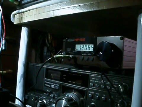 12065khz - 15.11 UTC - Radio Australia // BBC Singapore
