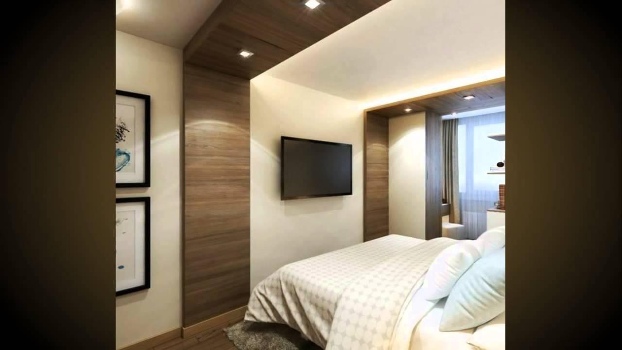 современный дизайн интерьера маленькой спальни современный дизайн