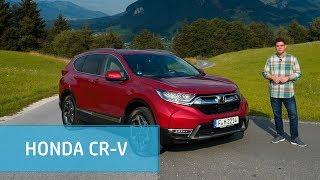 Honda CR-V 2019 | Primera prueba | Pruebas de coches | Diariomotor