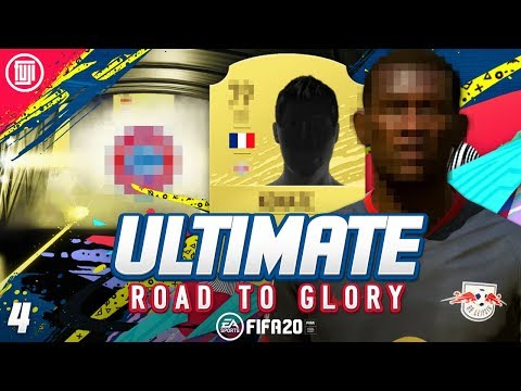 BUY THIS CARD!!! ULTIMATE RTG #4 - FIFA 20 Ultimate Team Road to Glory