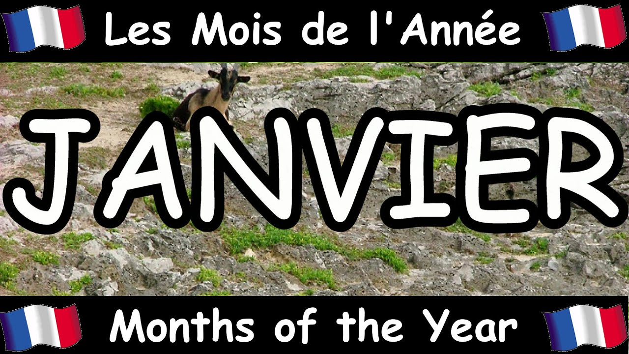 Months of the Year - 12 Months of the Year Song with ...